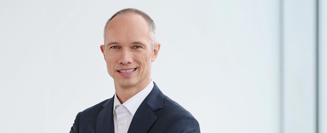Porträtfoto von Bernd Loewen