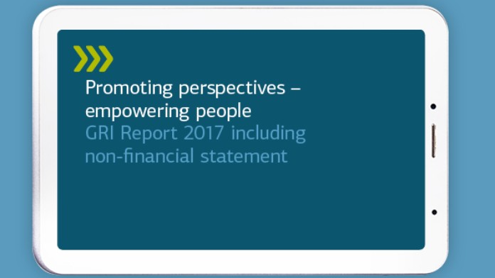 GRI Report 2017 including non-financial statement