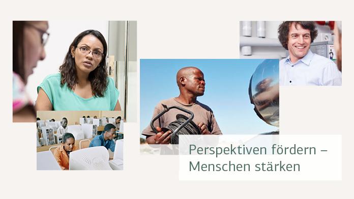 In hochwertiger Printausstattung: der KfW-Nachhaltigkeitsbericht 2012