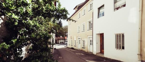 Schmales Haus Aus Pappenheim Gewinnt Ersten Preis Beim Kfw Award
